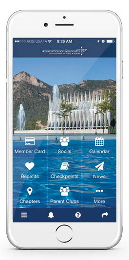 Download AOG App | US Air Force Academy AOG & Endowment